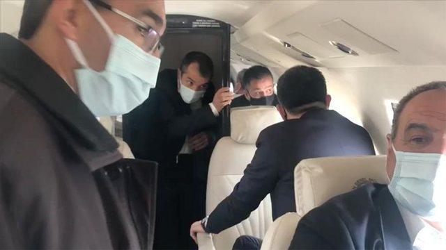Incident gjatë fluturimit, aeroplani i ministrit turk bën ulje të
