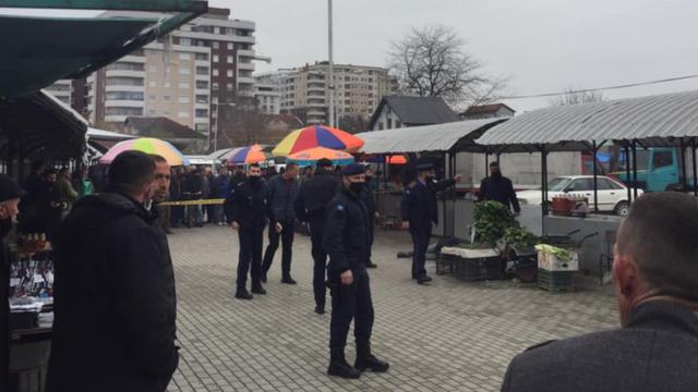 Të shtëna me armë zjarri në Mitrovicë, një i