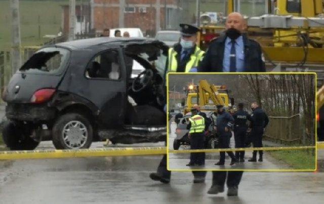 Detajet nga aksidenti në Kosovë, policia: Një nga viktimat, nga