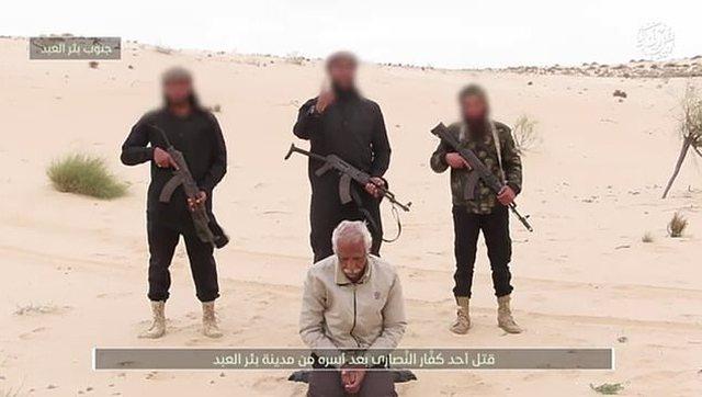Rikthehen sulmet terroriste të ISIS: Ekzekutohen mizorisht 3 persona