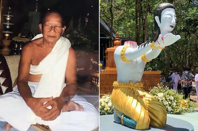 Tmerr! Murgu pret kokën e vet si sakrificë për Budën