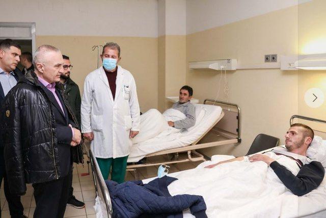 """""""Shqiptarët nuk do vriten me njëri tjetrin për Edi"""