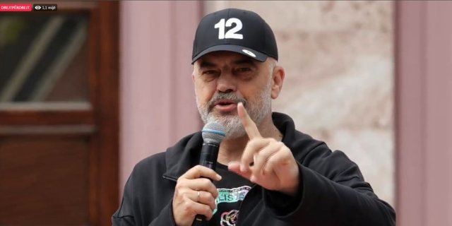 Rama reagon për ngjarjen në Kavajë: Autori s'ka lidhje me