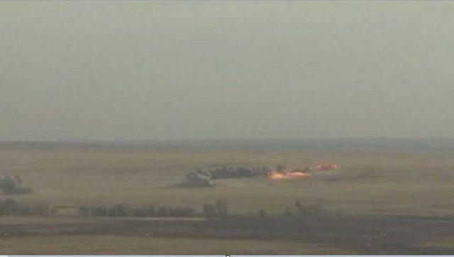 Avionët rusë tregojnë forcën në Siri