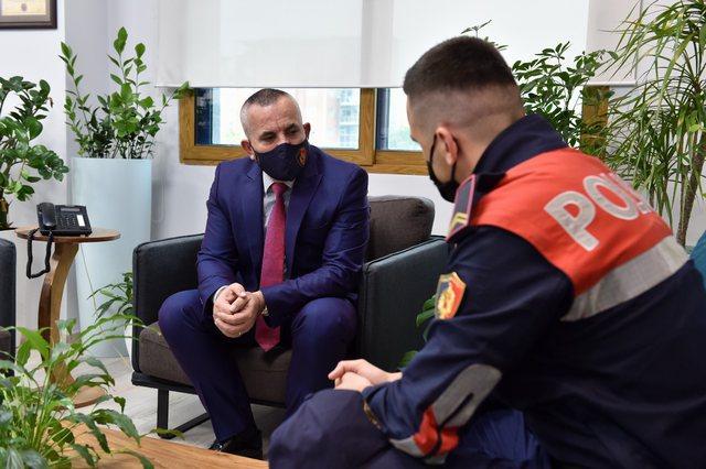 Parandalimi i vrasjes së dyfishtë në Tiranë, Ardi Veliu