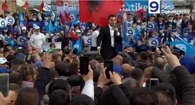 Përgjimi i Artan Lames, Basha: Akt kriminal, Edi Rama pas 25 prillit do