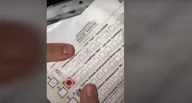 Incident në Shkodër, kapen mat dy persona duke blerë vota