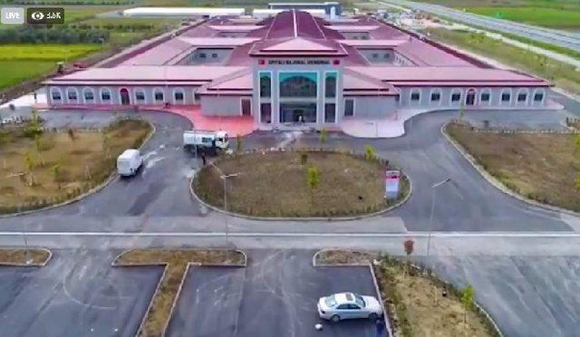 Gati të hapë dyert! Shihni si duket Spitali i ri i financuar nga