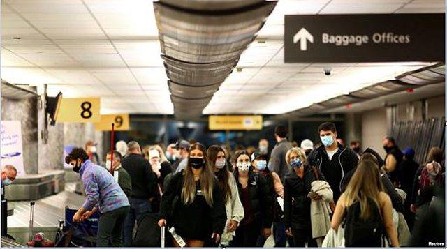 """""""Mos udhëtoni në këto shtete"""" SHBA fut në"""