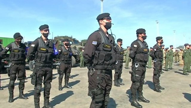 'Defender 21', nis nga Durrësi stërvitja më e madhe