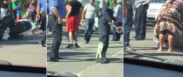 U përplas nga motori në Elbasan, 63-vjeçarja nuk i mbijeton