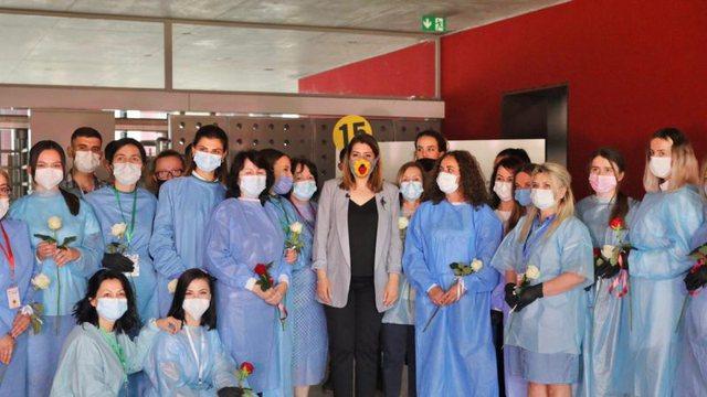 Dita Botërore e Infermierëve/ Manastirliu për vaksinatorët: