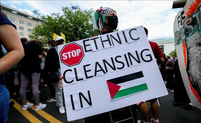 Amerikanët në krah të Palestinës, mijëra qytetarë