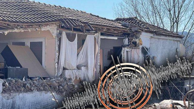 Pasojat e tërmetit në Greqi, dëmtohen banesat në Devoll,