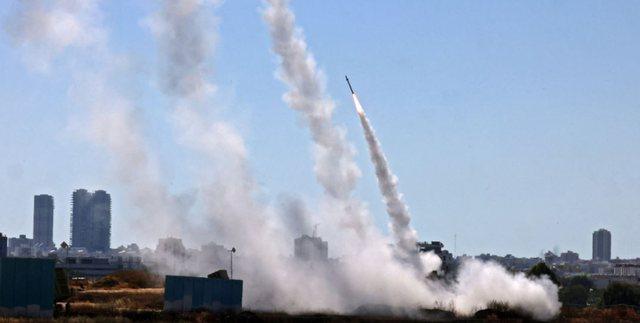 Hamas qëllon 15 raketa në drejtim të reaktorit bërthamor