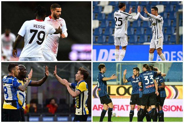 """Milani """"masakron"""" me 7 gola Torinon! Inter, Juve dhe Atalanta nuk"""