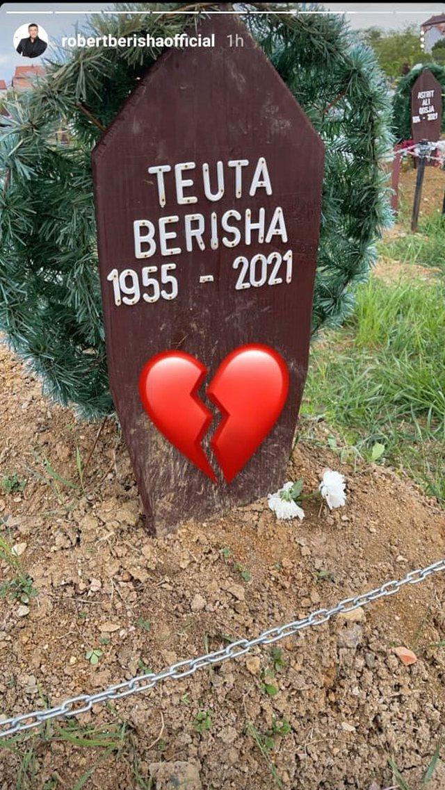 Sot nuk feston si gjithë të tjerët, Robert Berisha kujton