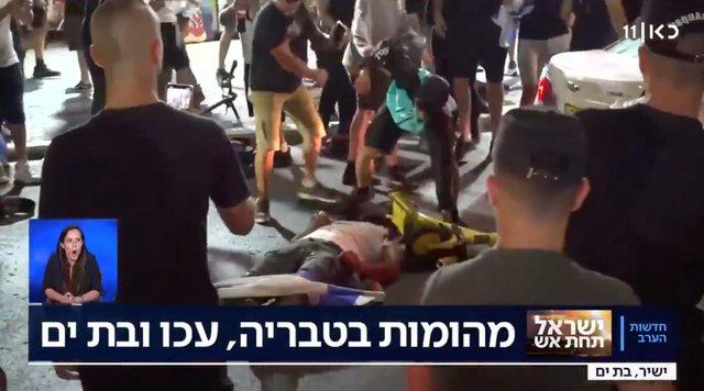Televizioni izraelit ndërpret transmetimin live pas pamjeve të