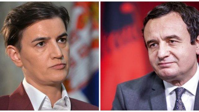 Kryeministrja e Serbisë: Nuk e kuptoj pse Kurti nuk e konsideron prioritet