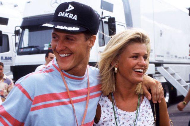 Schumacher në mëshirë të fatit, bashkëshortja e tij