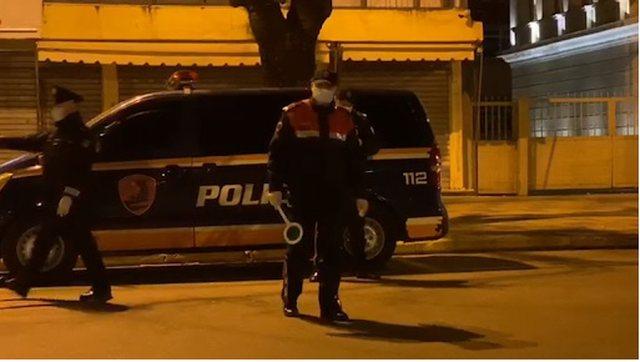Konflikt tek rruga e Kavajës në Tiranë, policia ndalon një