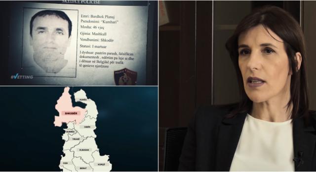 """Ekzekutimi i """"kumbarit"""" të Shkodrës, Klodiana Lala:"""