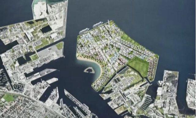 """""""Dubai i Evropëѕ..."""", miratohet ndërtimi i iѕhullit"""