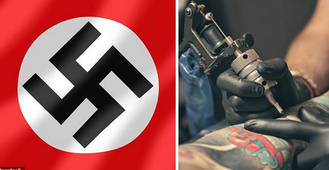 Kishte bërë tatuazh kryqin nazist në organet mashkullore,