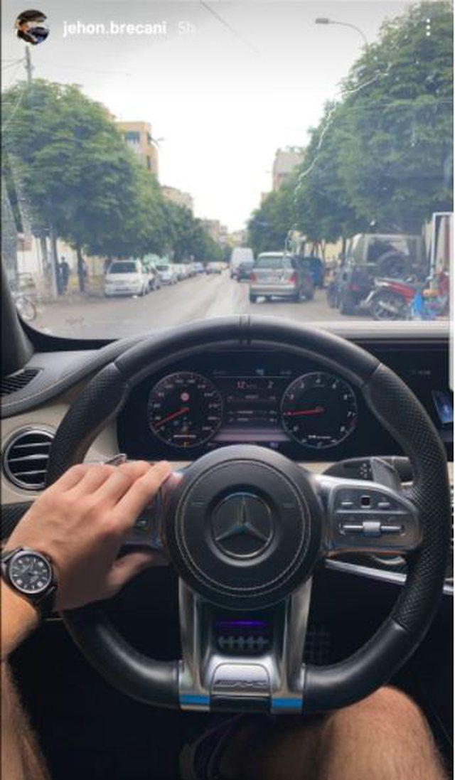 """I këputi 30-vjeçares këmbën me """"Benz"""","""