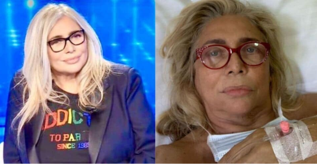 Prezantuesja italiane e 'Domenica In' pëson paralizë