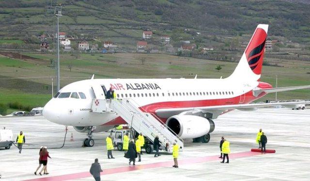 """Zbulohen çmimet  """"low cost"""" nga aeroporti i Kukësit, ja sa"""