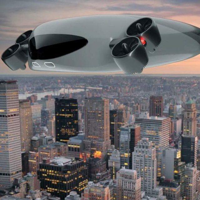 """Projektohet """"autobusi dron"""" që do të mundësojë"""