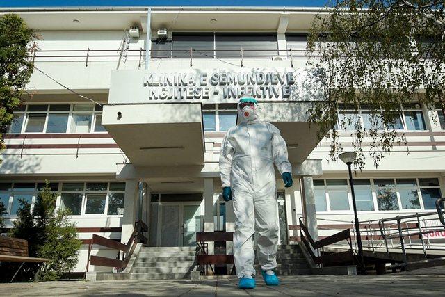 COVID-19 në Kosovë, asnjë viktimë dhe 5 të infektuar