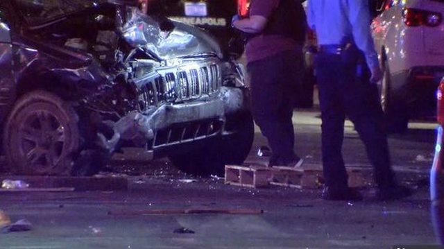 SHBA, shoferi merr para me makinë protestuesit, një i vdekur dhe 3