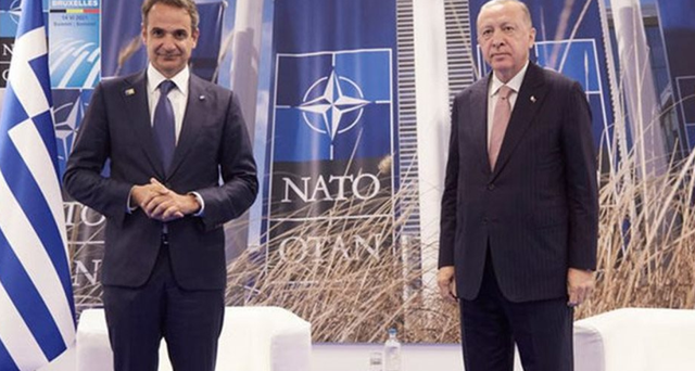 Erdogan i vendos kusht Mitsotakis për dialogun: Mos përfshi...