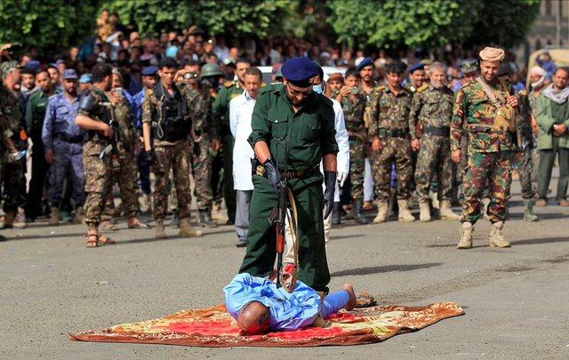 P*rdhunuan e vranë katër të mitur,  tre burrat ekzekutohen