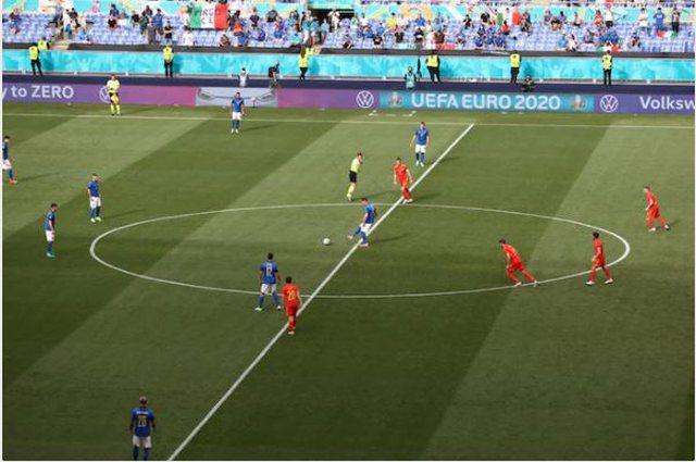 """Italia """"bishë"""" në Euro2020, kalon në avantazh ndaj"""