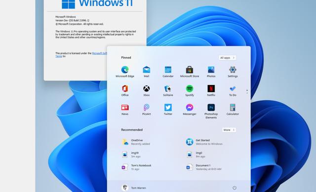 Del zyrtarisht në treg Windows 11