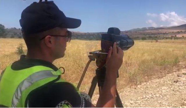 """Një ditë pas garave me """"Lambo"""", kosovari me 191 km/orë"""