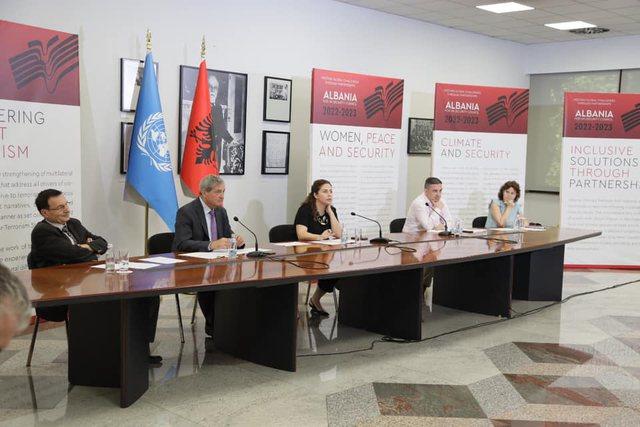 Këshilli i Sigurimit në OKB, Xhaçka: Ekipi që do të