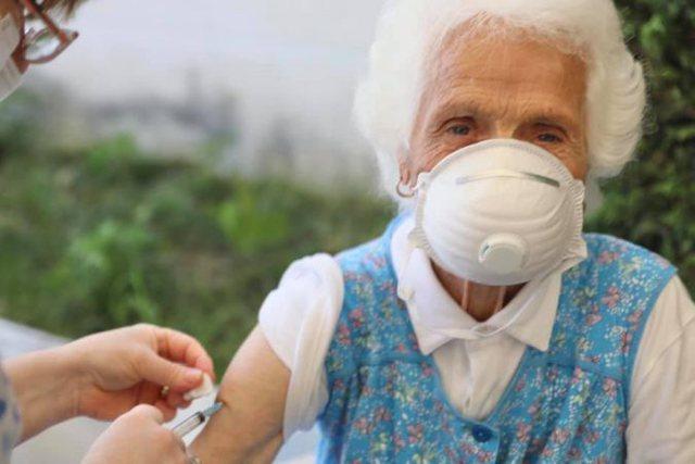 Manastirliu: Më shumë se 1 milion e 90 mijë vaksinime anti-Covid