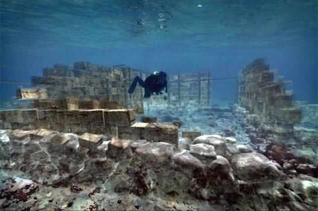 Harrojeni Atlantidën, ja cilat janë 4 qytetet e vërteta