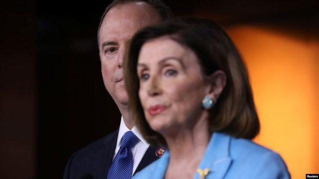 Pelosi refuzon pjesëmarrjen e aleatëve të ish-presidentit Trump