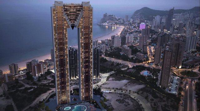 Përfundon ndërtesa më e lartë në Europë, 187 metra
