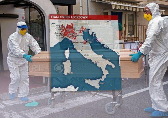 """Italia """"nën kthetrat"""" e COVID, mbi 5 mijë raste të reja"""
