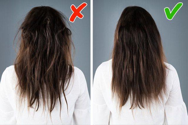 Çfarë ndodh me flokët tuaj kur pini kafe