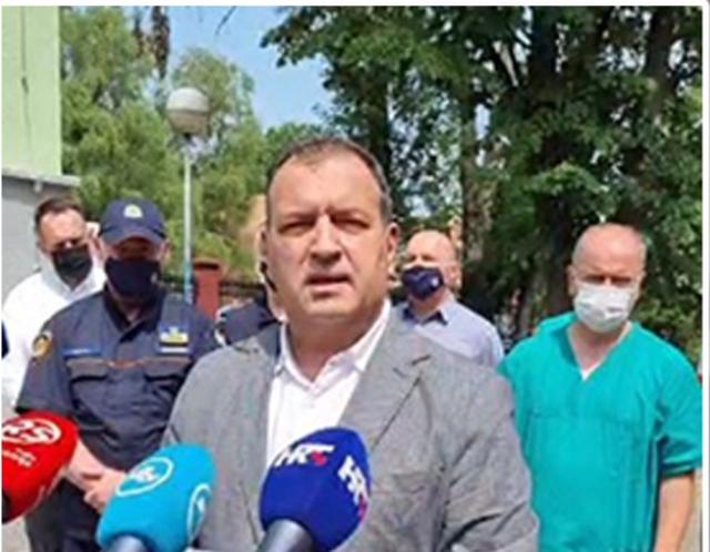 Flet ministri kroat: Në autobus ndodheshin 15 të mitur shqiptarë,