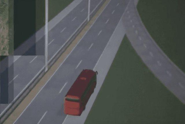 Videoja që rindërton aksidentin në Kroaci, si doli nga rruga