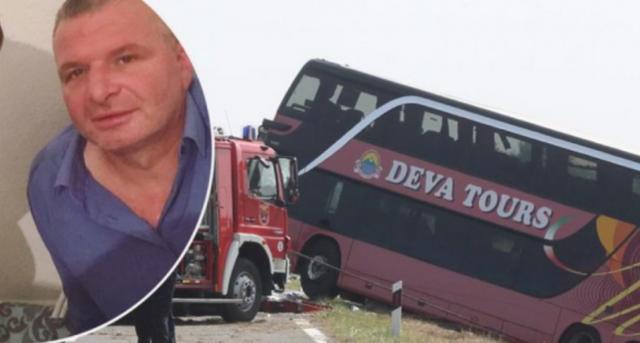 Tragjedia në Kroaci, pronari shkruan për shoferin shqiptar që