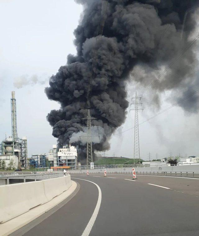 Një incenerator shpërthen në Gjermani, zhduken 5 persona, 2